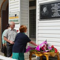 Мемориальная доска В.Казачковскому открыта на Сокольском ДОКе.