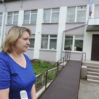 Директор школы №1 М.Староверова
