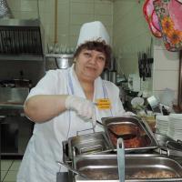 Л.Варданян: «Из всех блюд, которые готовлю на день, первой всегда заканчивается солянка».