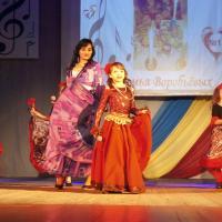 Гран-при муниципального конкурса семейных дуэтов получили Любовь и Анастасия Воробьёвы.