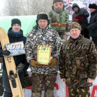 Охотники из Пельшемского поселения заняли почетное третье место.