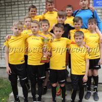 Сокольская «Сухона» будет представлять Вологодскую область на всероссийском финале «Кожаного мяча».