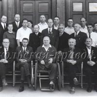 1967 год. Когда-то они были первыми комсомольцами сухонских предприятий.