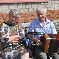 Супруги Кургины в Биряково приехали впервые.