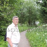 С.Горлов о любимой кедровой аллее: «Нас не будет, а деревья будут жить».